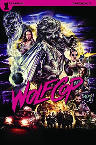 WOLFCOP #1 (MR)