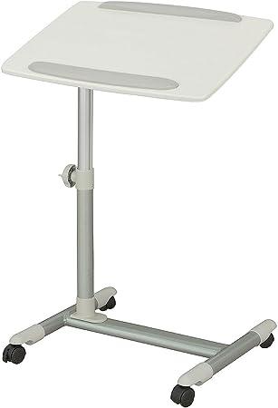Sobuy Fbt07n2 W Table De Lit Pour Ordinateur Portable Ipad