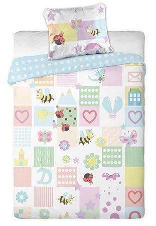 Baby Home Kinderbettwäsche Bettwäsche 100x135 Cm Oeko Tex Standard