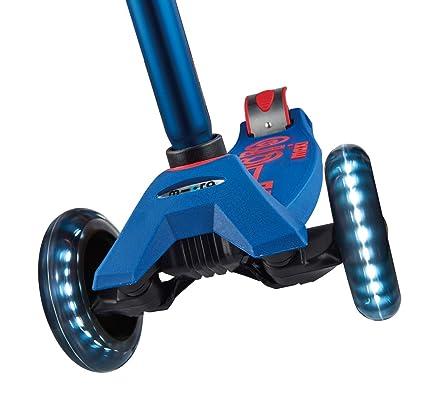 Micro Maxi Deluxe LED (Azul)