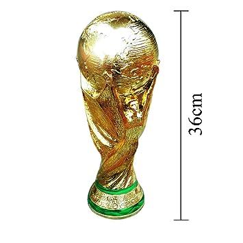 Trofeo De Réplica De La Copa Mundial De La FIFA 2018 36 Cm 2/5