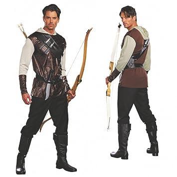 Kostum Robin Hood Gr M Xxl Fasching Jager Marchen The Huntsman Xl