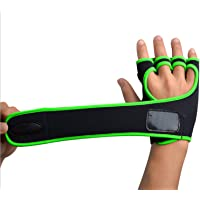Men Fitness Sports Gloves Thin Breathable Gym Weightlifting Cycling Non-slip Men Half Finger Equipment Training Gloves…