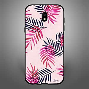 Samsung Galaxy J5 2017 Branches blue pink, Zoot Designer Phone Covers