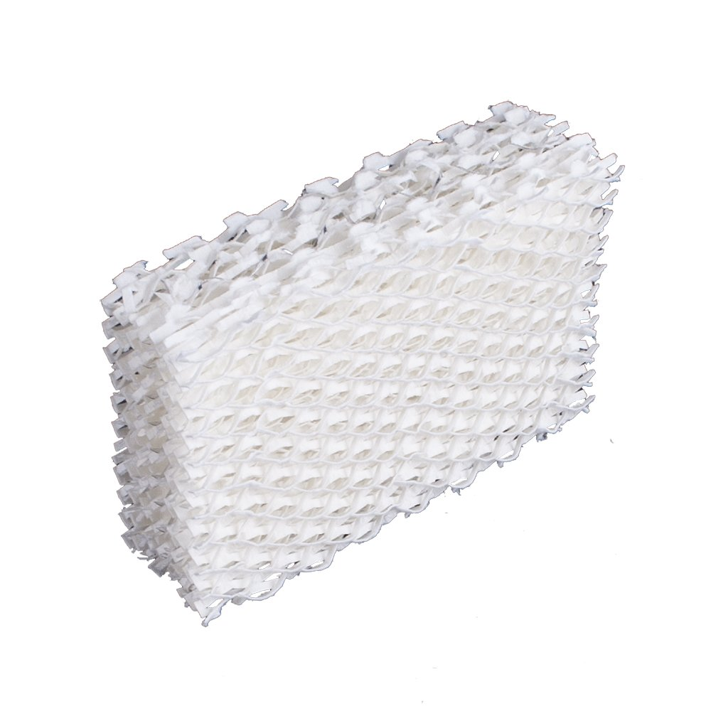 BestAir D13 Extended Life Humidifier Replacement Paper Wick Humidifier Filter, For Duracraft, Robitussin, ReliOn & Honeywell Models, 3-3/4'' by 5-1/2 '' by 1-1/2'', Single Pack (2 Filters) by BestAir
