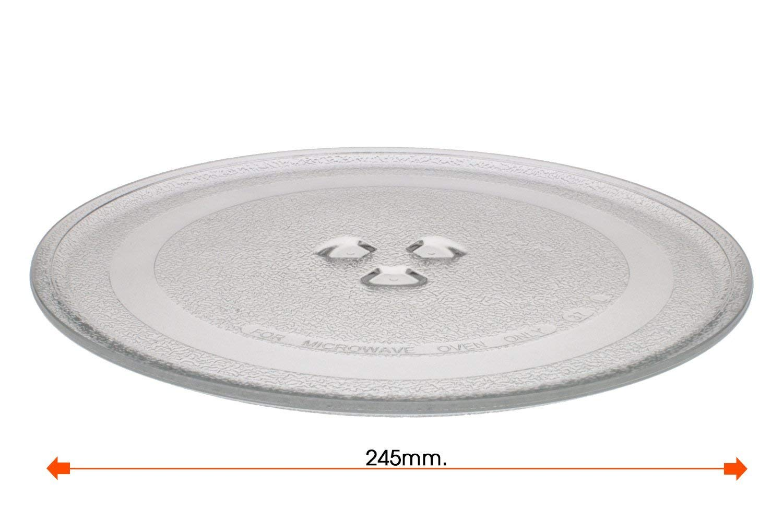 Plato para microondas diametro Ø 245mm LG BALAY TEKA product image