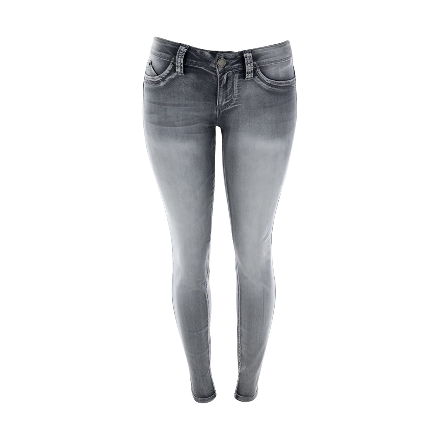 8ae986f6c1d8 well-wreapped Ymi - Women s Wanna Betta Butt 5 Pocket Must Have Basic Jeans