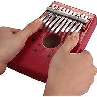Likembe Sanza Thumb Piano Music Story Telling Instrument 10 Key Kalimba Mbira
