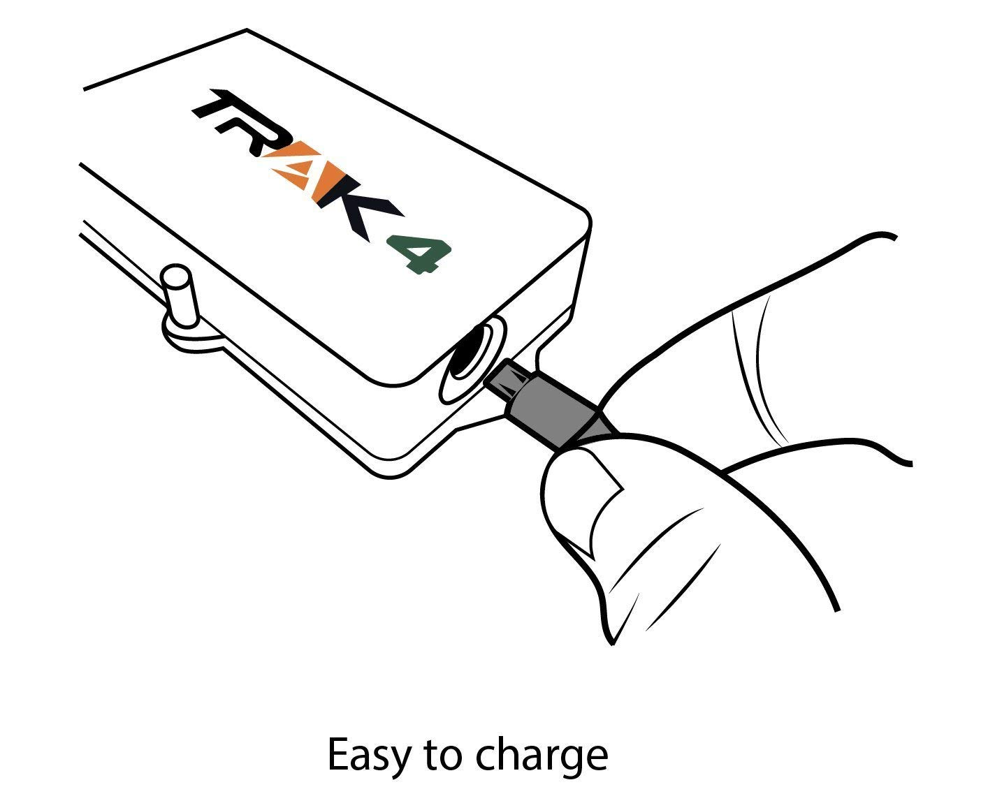 Trak 4 New Mobile GPS Tracker for Tracking Vehicles, Assets and People