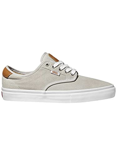 Image Unavailable. Image not available for. Color  Vans Chima Ferguson Pro Sneakers  Light Grey White Mens 8 2ba35bdda