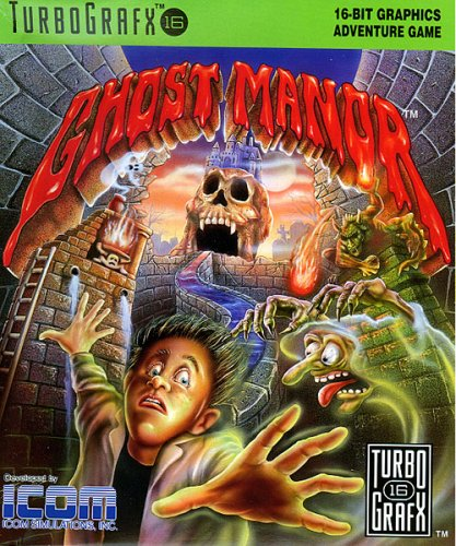 Ghost Manor ()