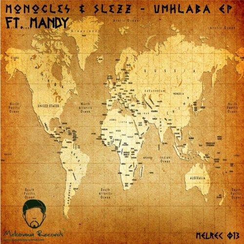 Amazon.com: Paso Doble Pres. Monocles & Slezz - Umhlaba EP