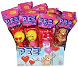 Pez Valentines Day Candy Dispenser 12 Pack