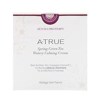 A·TRUE Spring Green Tea Watery Calming Cream