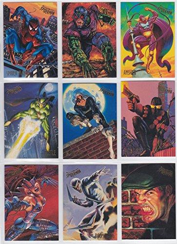1995 Fleer Ultra Spider-Man Base Set of 150 Cards NM/M Marvel