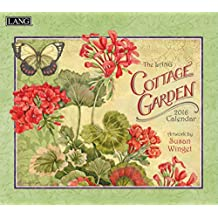 Perfect Timing Lang Cottage Garden 2016 Wall Calendar by Susan Winget, January 2016 to December 2016, 13.375x24-Inch (1001903)