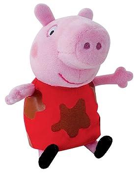 Jemini 023261 Peppa Pig peluche Peppa lodo +/-17 cm