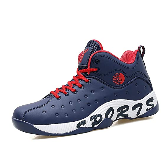 YUL Chaussures de basket ball pour hommes Chaussures de