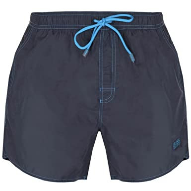 49c36366e8d6e Grey Mens Boss Hugo Boss Lobster Swim Shorts Grey - Small: Amazon.co.uk:  Clothing