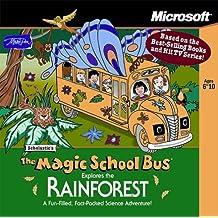 Microsoft Scholastic's The Magic School Bus Explores the Rainforest (Jewel Case) Ages 6-10