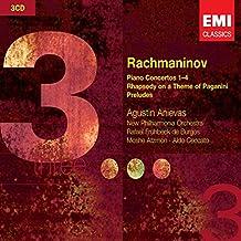Piano Concertos 1-4 / Rhapsody on a Theme of Paganini / Preludes
