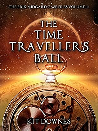 book cover of The Time Traveller\'s Ball