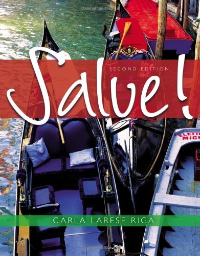 By Carla Larese Riga - Salve! (2nd Edition) (2011-02-04) [Paperback]
