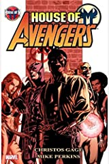 House of M: Avengers Kindle Edition