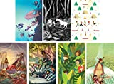 img - for Lumberjanes Issue 15-21 Cover B 1:25 Retailer Incentive Virgin Variant Set - Bundle of Seven (7) BOOM! Studios Comics book / textbook / text book