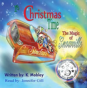 It's Christmas Time Audiobook