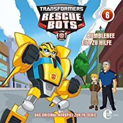 Bumblebee eilt zu Hilfe (Transformers Rescue Bots 6)