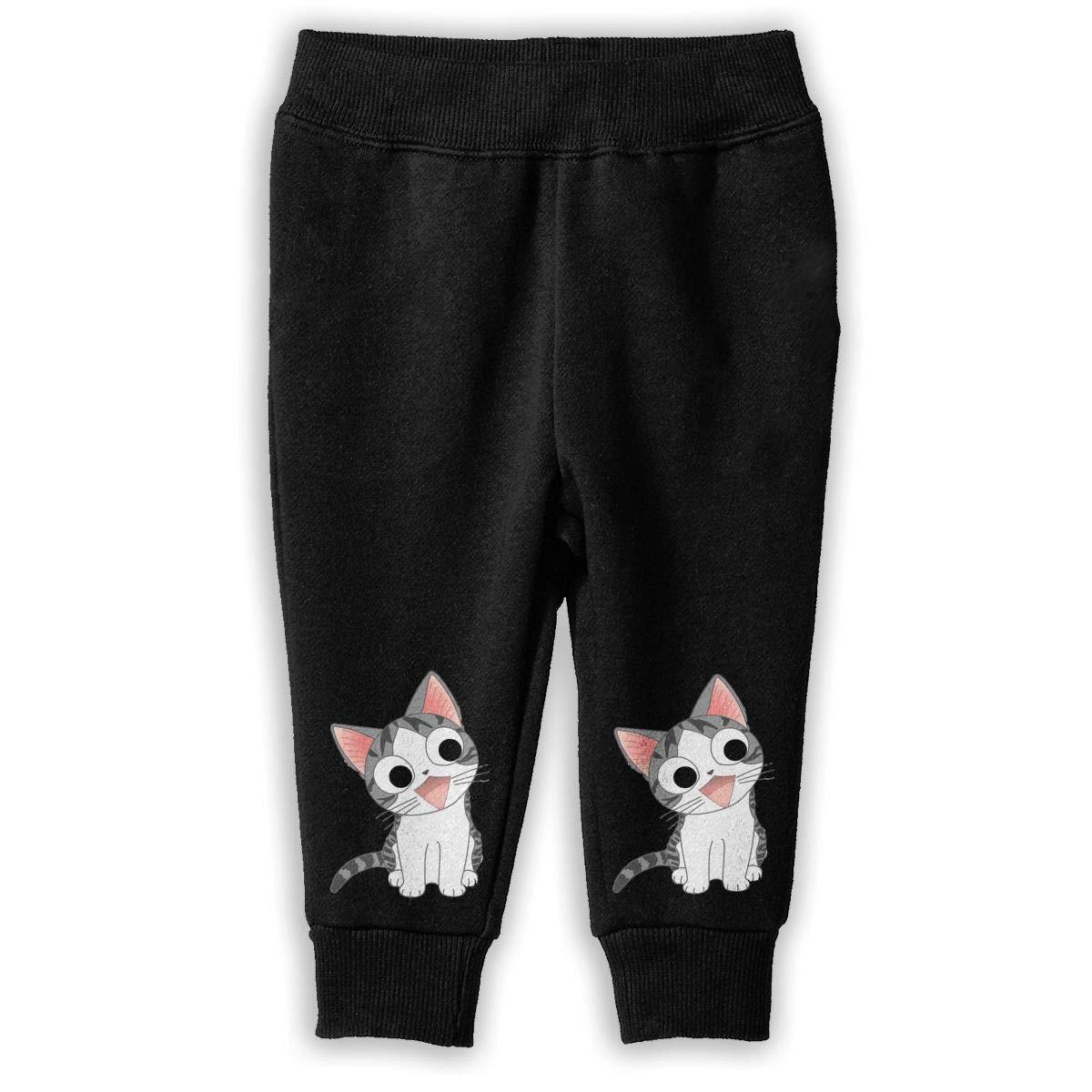 2-6T Cute Shrimp Childrens Sweatpants Classic Jogger Pants Active Pants Cotton Pants