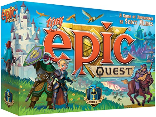 Tiny Epic Quest Fantasy Board Game: A Small Box ()