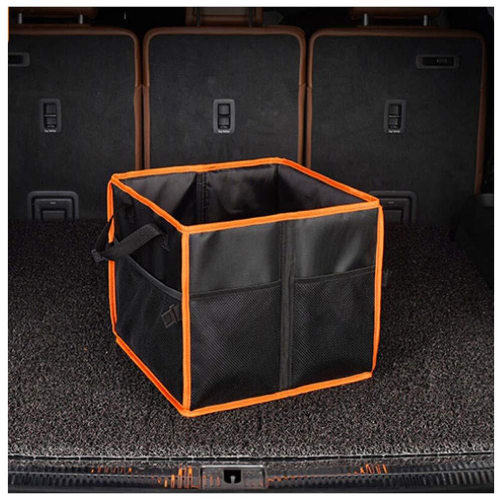 BLAKQ car Trunk Organizer Storage- Car Trunk Foldable Storage Box Car Multi-Function Storage Box Car Interior (Size : A)