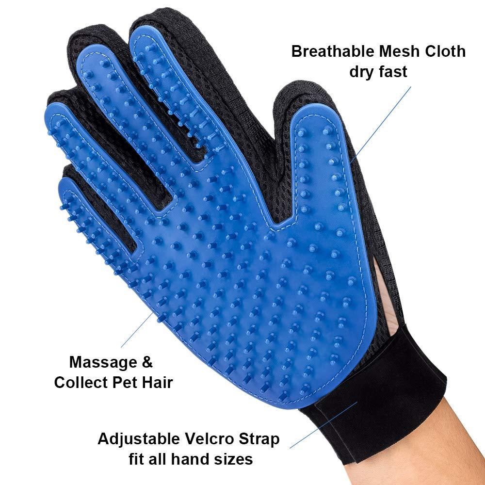 pet hair glove