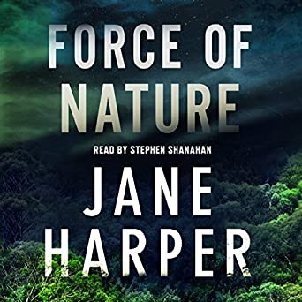Force of Nature audiobook cover