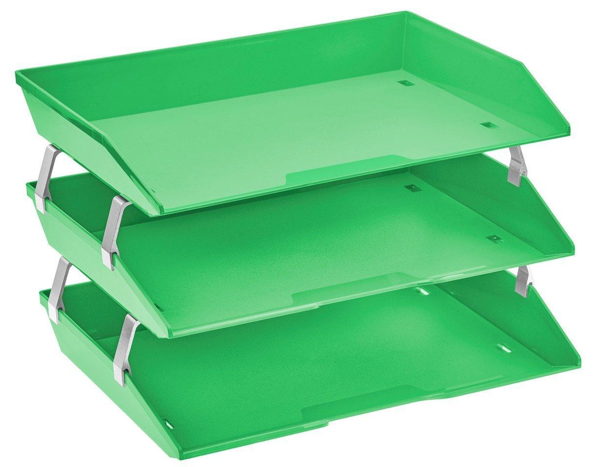 acrimet Werk Triple Briefablage (Green Citrus Farbe) 255.A.C
