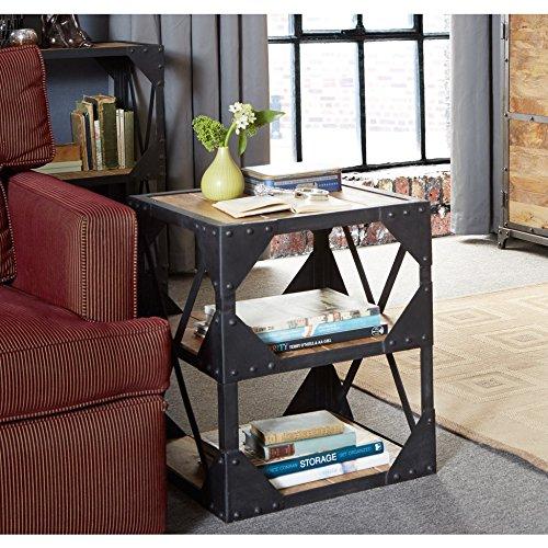 Bramley Industrie Möbel Schrank Beistelltisch/Multimedia -