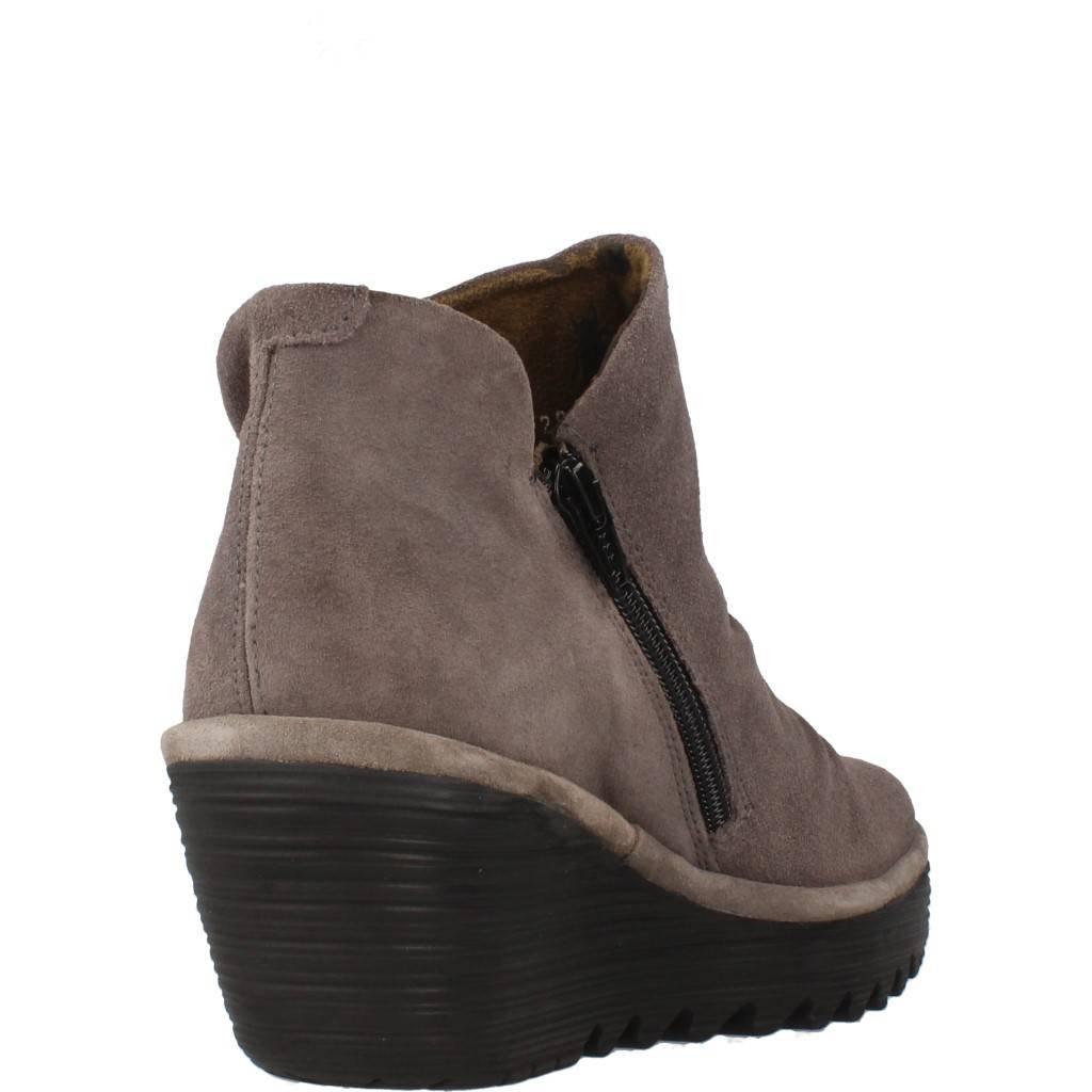 Fly London damen Yip damen London Wedge Heel Ankle-Stiefel f69094