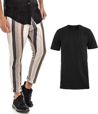 Giosal - Conjunto de Camiseta y pantalón para Hombre, Color ...