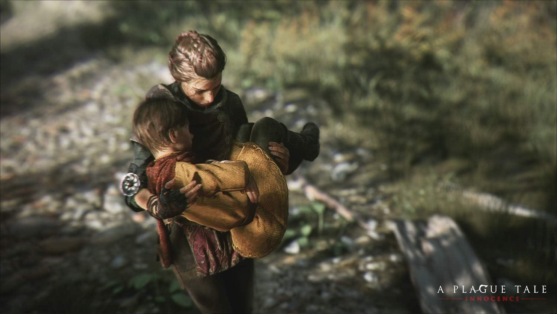A Plague Tale: Innocence (PS4) - [AT-PEGI] [Importación alemana]: Amazon.es: Videojuegos