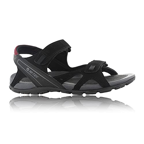 HiTec Strap Uomo Sandali Da Passeggio Con Chiusura Velcro Misura 8