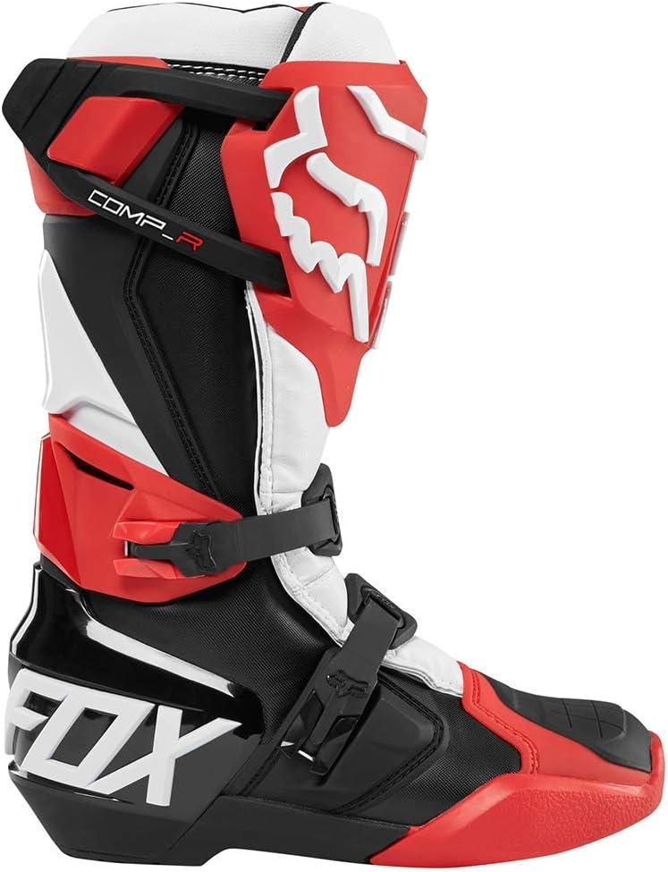 Fox Shoes Comp R Black 10 284Mm