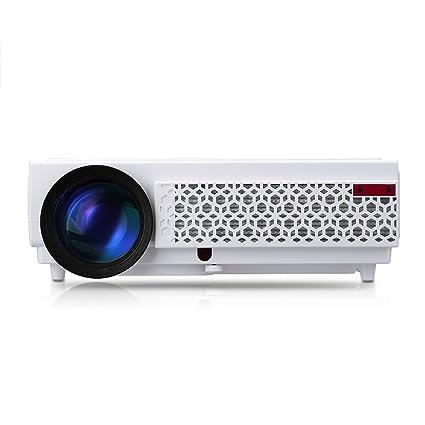 Excelvan - 96 + - Videoproyector LED con 3000 lúmenes 1080P 5.8 ...