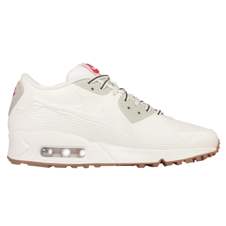 pretty nice ec8a0 37715 Amazon.com   Nike Women s Air Max 90 Vt (813153-100) 8 White   Running