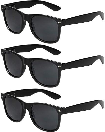 9cf1a99d3cc X-CRUZE® - Lot de 3 paires de lunettes de soleil unisexe