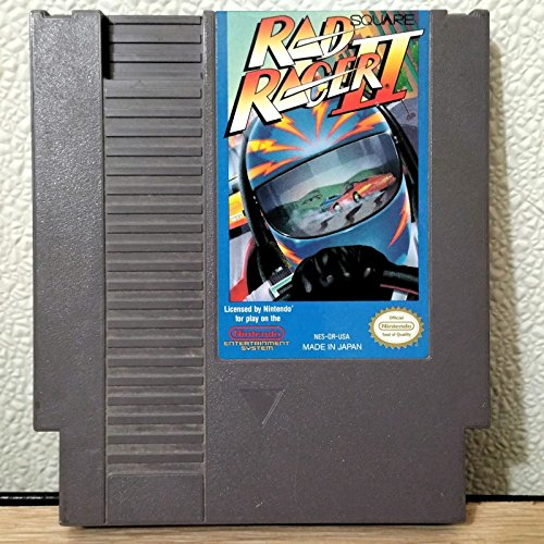 Rad Racer - 5