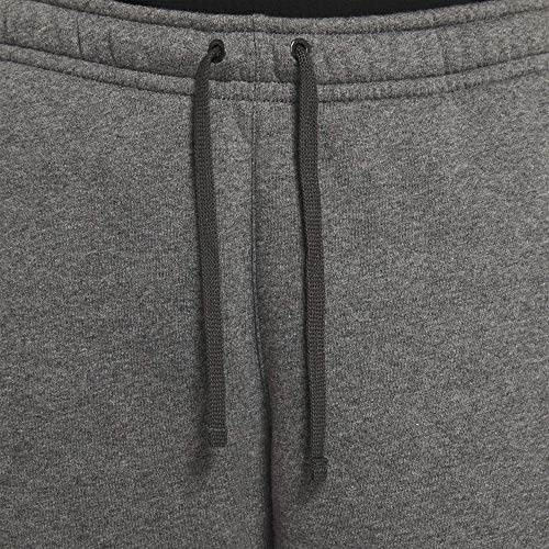 Nike Men's Sportwear Club Shorts, Charcoal Heather/Black, - Heather Athletic Apparel