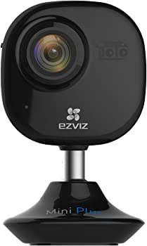 EZVIZ Mini Plus HD 1080p Wi-Fi Video Security Camera