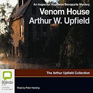 Venom House Hörbuch